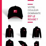 Black & match gamme rouge
