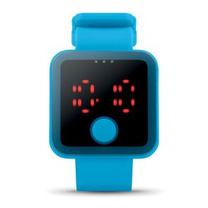 Montre affichage LED rouges
