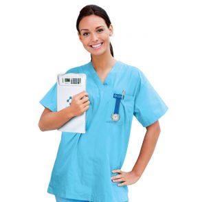 Montre infirmière analogique