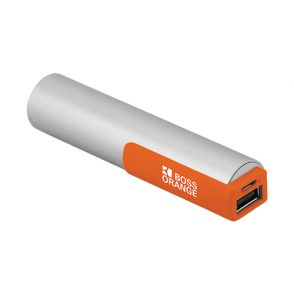 Powerbank cylindrique 2200mAh