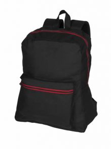 Classic Backpack Black And Match