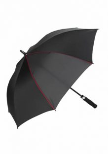 Parapluie Golf BM921_black red 1