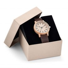 Montre Woody finition bois