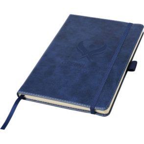 Carnet A5 avec couverture rigide aspect cuir