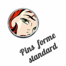 Pins forme standard