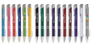 Couleurs stylos Crosby Soft Touch