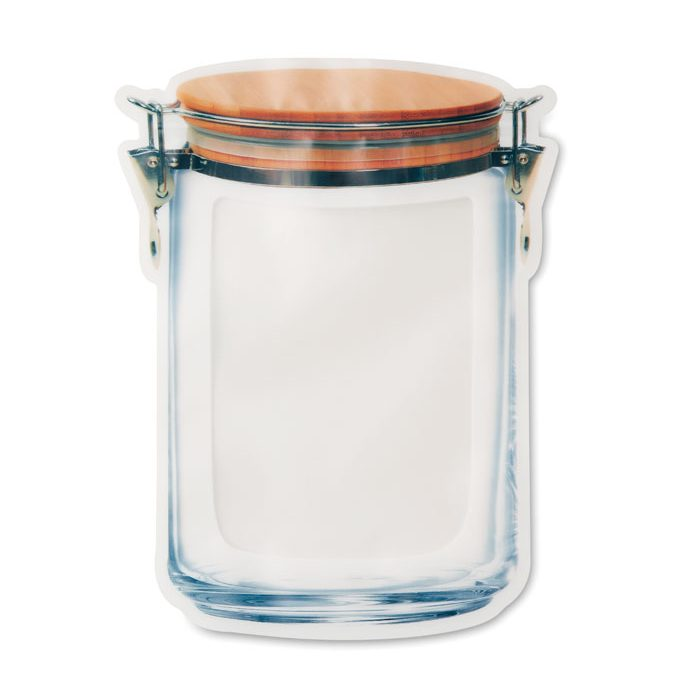 Sachet conservation ré-utilisable Sans BPA Grande taille