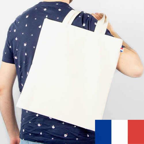 Sacs Shopping Made In France
